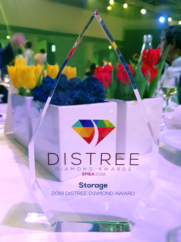 Silicon Power Goes Back to Back to Back at DISTREE EMEA