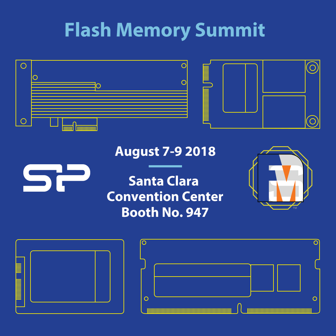 Silicon Power Joins Flash Memory Summit as Industry Influencer