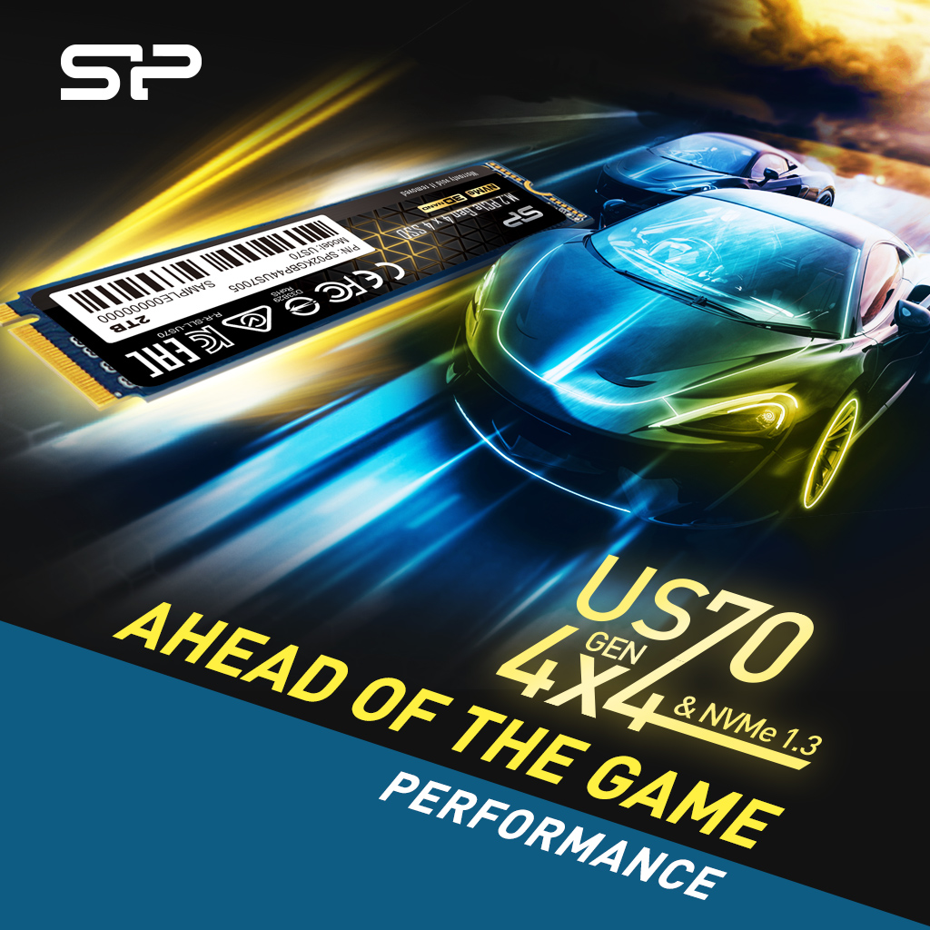 New PCIe 4.0: Future-Level Performance That Performs Now