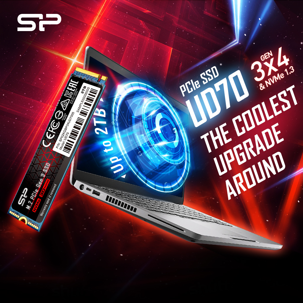 New PCIe 3.0 With State-Of-The-Art Dual Self-Cooling System