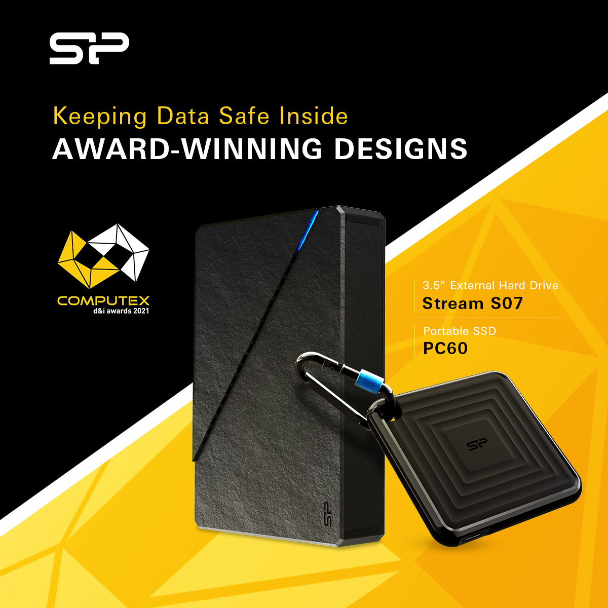 The Results Are In: Silicon Power Scores Two Wins At COMPUTEX