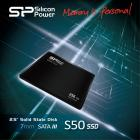 SP/Silicon Power Introduces the All New Slim S50 SSD