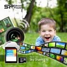 SP/Silicon Power Sky Share S10 Wi-Fi SD Card - Incredible Life with Infinite Sharing